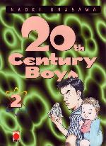 20th Century Boys -2- Tome 2