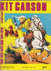 Kit Carson -502- Le jeune guerrier