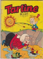 Tartine -171- Le fil d'Ariane