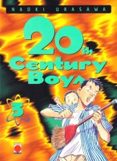20th Century Boys -3- Tome 3
