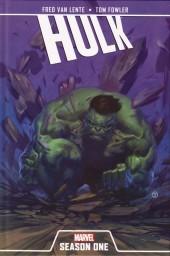 Hulk: Season One (2012) -GN- Season One