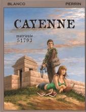 Cayenne, matricule 51793