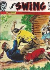 Capt'ain Swing! (1re série) -283- La mort dans l'ombre
