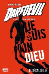 Daredevil : L'Homme sans peur (Marvel Deluxe - 2008) -4- Le Décalogue