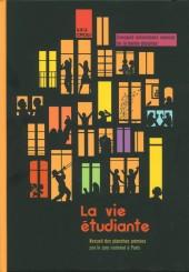 Concours universitaire national de la bande dessinée -7- 2012 - La vie étudiante