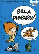 Boule et Bill -HS02b- Bill a disparu !