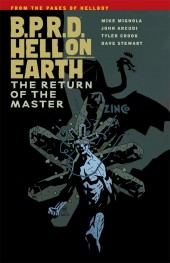 B.P.R.D. Hell on Earth (2010) -INT06- The Return of the Master