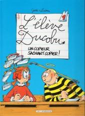 L'Élève Ducobu -1b2012- Un copieur sachant copier