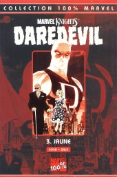Daredevil (100% Marvel - 1999) -3- Jaune