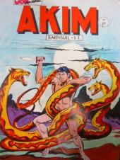 Akim (1re série) -538- Les flammes froides