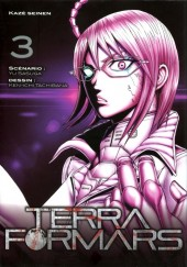 Terra formars -3- Tome 3