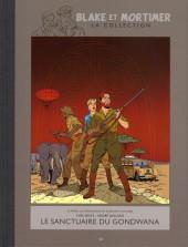 Blake et Mortimer - La collection (Hachette) -18- Le sanctuaire du Gondwana