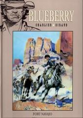Blueberry - La collection (Hachette) -101- Fort Navajo