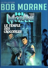 Bob Morane 11 (La collection - Altaya) -37- Le temple des crocodiles
