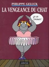 Le chat -3Ed. Sol- La Vengeance du Chat