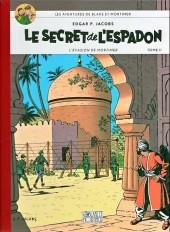 Blake et Mortimer (Les Aventures de) -2Toilé Mond- Le Secret de l'Espadon - Tome II - L'Evasion de Mortimer