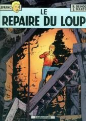 Lefranc -4c97- Le repaire du loup