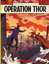 Lefranc -6a1986- Opération Thor