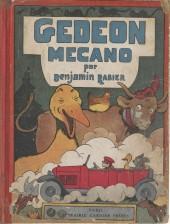 Gédéon -5a- Gédéon mécano
