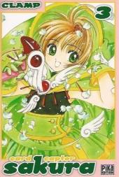 Card Captor Sakura -INT.02- Tome 3 et Tome 4
