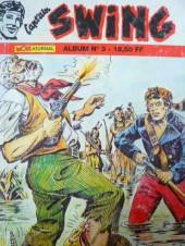 Capt'ain Swing! (2e série) -Rec03- Album N°3 (du n°7 au n°9)