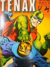 Tenax -REC19- Collection reliée N°19 (du N°73 au N°76)