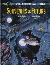 Valérian -HS5-1- Souvenirs de Futurs