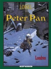 Peter Pan (Loisel) -1b05- Londres