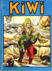 Kiwi -Rec124- Album N°124 (du N°474 au N°476)