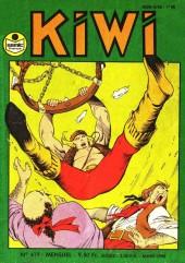 Kiwi -419- Bras de fer