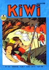 Kiwi -424- Tours en flammes