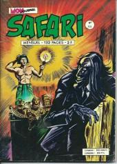 Safari (Mon Journal) -98- Le super-flair d'Oscar