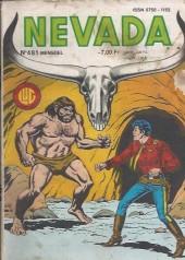 Nevada (LUG) -481- Numéro 481