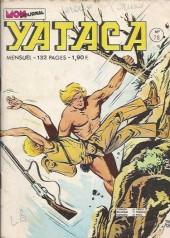 Yataca (Fils-du-Soleil) -78- Le carnet fatal
