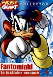 Mickey Parade Géant Hors-série / collector -2HS02- Fantomiald - Le justicier masqué