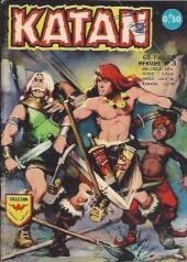 Katan -3- Le grand combat