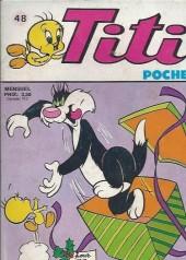 Titi (Poche) -48- Un Titi, c'est du poulet !
