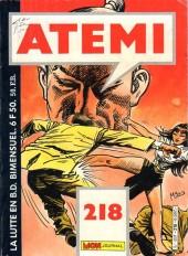 Atemi -218- Le retour du samouraï