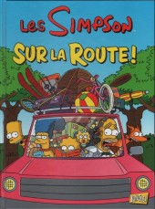 Les simpson (Jungle !) -22- Sur la Route !