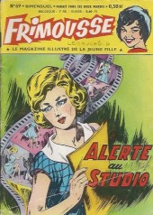 Frimousse -69- Alerte au studio