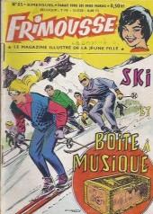 Frimousse -85- Boite à musique