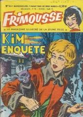 Frimousse -86- Kim enquête