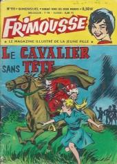 Frimousse -90- Le cavalier sans tête