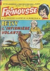 Frimousse -92- Betsy, l'infirmière volante