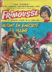 Frimousse -140- Autant en emporte la haine