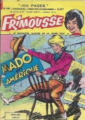 Frimousse -144- Mado en amérique