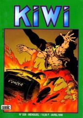 Kiwi -528- Les otages de Blek