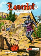 Lancelot (Mon Journal) -148- Les portes de bronze