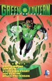 Green Lantern Vol.2 (DC comics - 1960) -INT- Sector 2814 volume 2