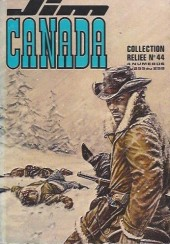Jim Canada -Rec044- Collection Reliée N°44 (du n°255 au n°258)